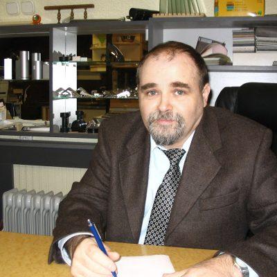 Bálint Miklós - a Konyha-szerviz Bt. alapítója és cégvezetője