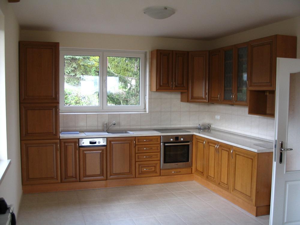 Égerfa klasszikus konyha