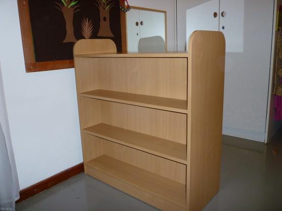 Kiegészítő bútor - óvodai-szekrény