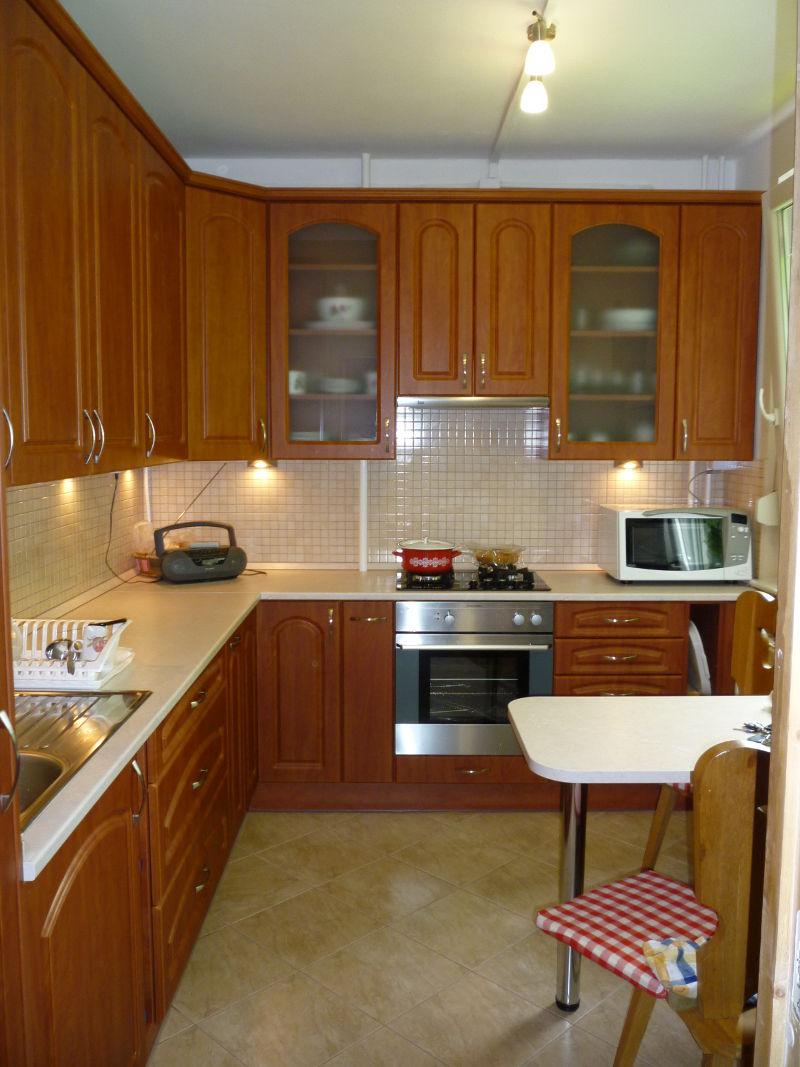 klasszikus konyhabútor - Irén kicsi konyhája
