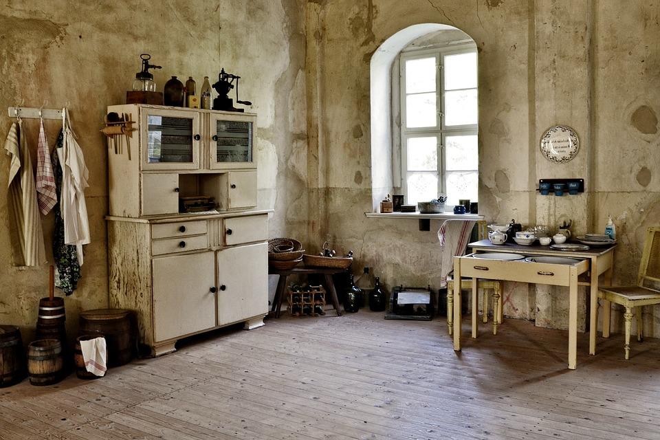 A modern konyha kialakulásának folyamata