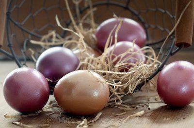hagyományos tojásfestés