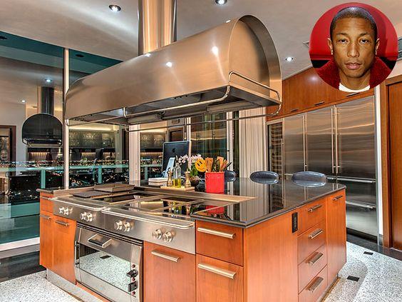 Pharrel Williams - Hírességek konyhája