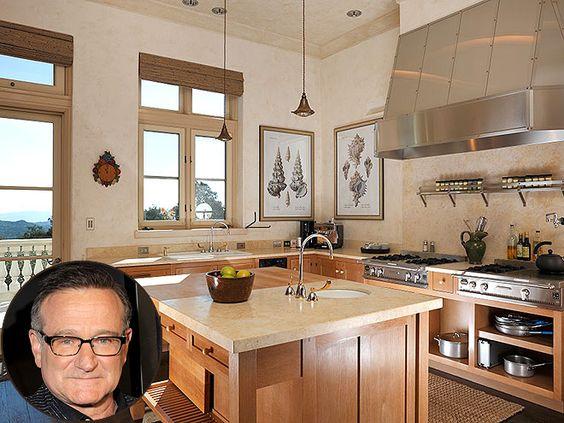 Robin Williams - hírességek konyhája