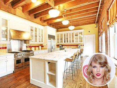 Taylor Swift - hírességek konyhája