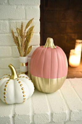 arany és pink tök