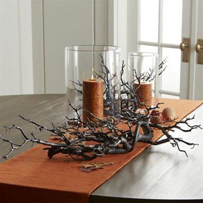 faágak dekorációnak