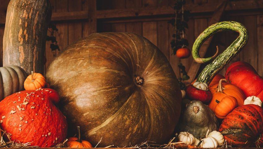 Őszi dekoráció a konyhában