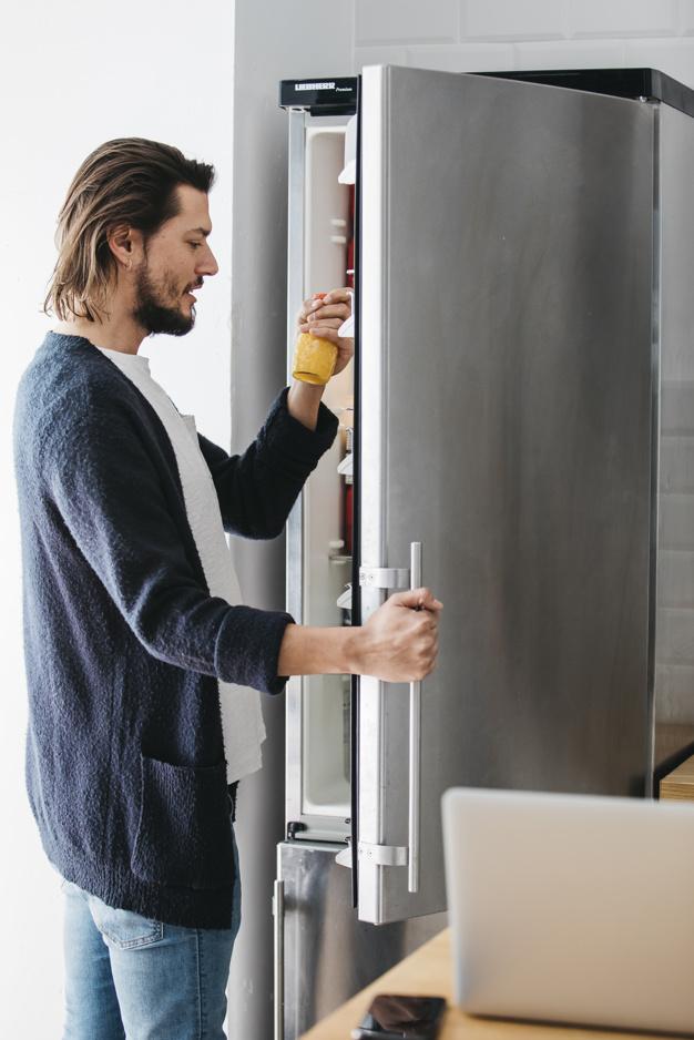 Konyhai készülékek, hűtő