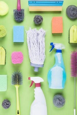 takarító felszerelés