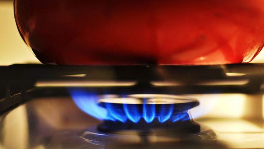 Miért fontos a hővédő lemez, ha gázfőzőlappal főz?
