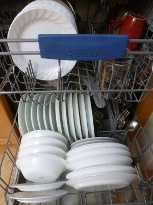 A mosogatógép bepakolása